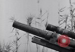 Image of 105mm Howitzer guns Salerno Italy, 1943, second 36 stock footage video 65675030904