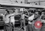 Image of British soldiers doing calisthenics Sicily Italy, 1943, second 31 stock footage video 65675030909