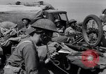 Image of British landing at Salerno Salerno Italy, 1943, second 23 stock footage video 65675030910