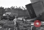 Image of British soldiers landing Salerno Italy, 1943, second 2 stock footage video 65675030911