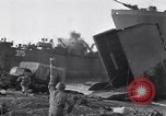 Image of British soldiers landing Salerno Italy, 1943, second 4 stock footage video 65675030911