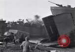 Image of British soldiers landing Salerno Italy, 1943, second 5 stock footage video 65675030911