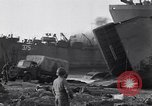 Image of British soldiers landing Salerno Italy, 1943, second 8 stock footage video 65675030911