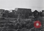 Image of British soldiers landing Salerno Italy, 1943, second 16 stock footage video 65675030911