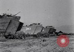 Image of British soldiers landing Salerno Italy, 1943, second 18 stock footage video 65675030911