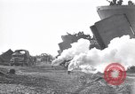 Image of British soldiers landing Salerno Italy, 1943, second 33 stock footage video 65675030911