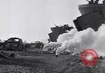 Image of British soldiers landing Salerno Italy, 1943, second 35 stock footage video 65675030911
