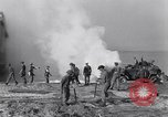 Image of British soldiers landing Salerno Italy, 1943, second 39 stock footage video 65675030911