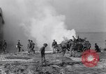 Image of British soldiers landing Salerno Italy, 1943, second 40 stock footage video 65675030911