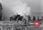 Image of British soldiers landing Salerno Italy, 1943, second 44 stock footage video 65675030911