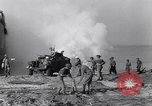 Image of British soldiers landing Salerno Italy, 1943, second 45 stock footage video 65675030911