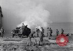 Image of British soldiers landing Salerno Italy, 1943, second 46 stock footage video 65675030911