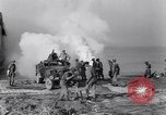 Image of British soldiers landing Salerno Italy, 1943, second 49 stock footage video 65675030911