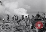 Image of British soldiers landing Salerno Italy, 1943, second 56 stock footage video 65675030911