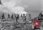 Image of British soldiers landing Salerno Italy, 1943, second 57 stock footage video 65675030911