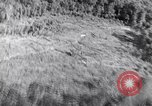 Image of aerial supply drops Pacific Theater, 1943, second 37 stock footage video 65675030915