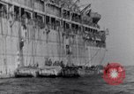 Image of US Army landing at Red Beach Paestum Italy, 1943, second 6 stock footage video 65675030918
