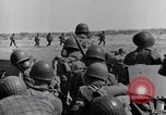 Image of US Army landing at Red Beach Paestum Italy, 1943, second 29 stock footage video 65675030918