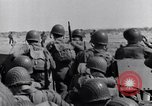 Image of US Army landing at Red Beach Paestum Italy, 1943, second 30 stock footage video 65675030918