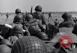 Image of US Army landing at Red Beach Paestum Italy, 1943, second 32 stock footage video 65675030918