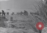 Image of US Army landing at Red Beach Paestum Italy, 1943, second 40 stock footage video 65675030918
