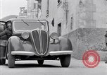 Image of New Italian cabinet at Kings Villa Ravello Salerno Italy, 1944, second 51 stock footage video 65675030923