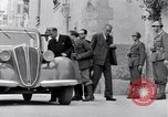 Image of New Italian cabinet at Kings Villa Ravello Salerno Italy, 1944, second 62 stock footage video 65675030923