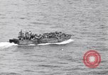 Image of Allied Landing Craft Salerno Italy, 1943, second 11 stock footage video 65675030930