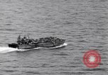 Image of Allied Landing Craft Salerno Italy, 1943, second 14 stock footage video 65675030930