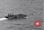 Image of Allied Landing Craft Salerno Italy, 1943, second 16 stock footage video 65675030930