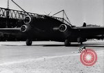 Image of Italian aircraft and crews surrender at Catania Airfield Catania Sicily Italy, 1943, second 32 stock footage video 65675030939