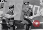 Image of Italian aircraft and crews surrender at Catania Airfield Catania Sicily Italy, 1943, second 52 stock footage video 65675030939