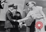 Image of Italian aircraft and crews surrender at Catania Airfield Catania Sicily Italy, 1943, second 54 stock footage video 65675030939