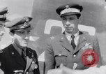 Image of Italian aircraft and crews surrender at Catania Airfield Catania Sicily Italy, 1943, second 56 stock footage video 65675030939