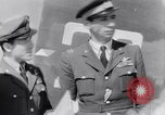 Image of Italian aircraft and crews surrender at Catania Airfield Catania Sicily Italy, 1943, second 57 stock footage video 65675030939