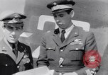 Image of Italian aircraft and crews surrender at Catania Airfield Catania Sicily Italy, 1943, second 61 stock footage video 65675030939