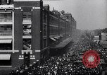 Image of ten millionth Ford motorcade Highland Park Michigan USA, 1924, second 3 stock footage video 65675030957