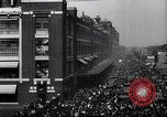 Image of ten millionth Ford motorcade Highland Park Michigan USA, 1924, second 4 stock footage video 65675030957
