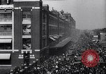 Image of ten millionth Ford motorcade Highland Park Michigan USA, 1924, second 7 stock footage video 65675030957