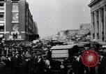 Image of ten millionth Ford motorcade Highland Park Michigan USA, 1924, second 15 stock footage video 65675030957
