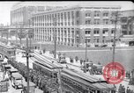 Image of Streetcars Highland Park Michigan USA, 1919, second 1 stock footage video 65675030971