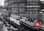 Image of Streetcars Highland Park Michigan USA, 1919, second 4 stock footage video 65675030971