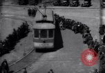 Image of Streetcars Highland Park Michigan USA, 1919, second 15 stock footage video 65675030971