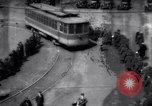 Image of Streetcars Highland Park Michigan USA, 1919, second 17 stock footage video 65675030971