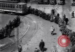 Image of Streetcars Highland Park Michigan USA, 1919, second 20 stock footage video 65675030971