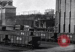 Image of Ford railcars with coal Dearborn Michigan USA, 1918, second 4 stock footage video 65675030976