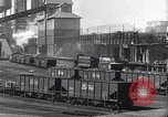 Image of Ford railcars with coal Dearborn Michigan USA, 1918, second 8 stock footage video 65675030976