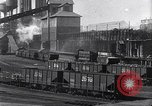 Image of Ford railcars with coal Dearborn Michigan USA, 1918, second 9 stock footage video 65675030976