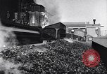 Image of Ford railcars with coal Dearborn Michigan USA, 1918, second 13 stock footage video 65675030976