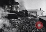 Image of Ford railcars with coal Dearborn Michigan USA, 1918, second 14 stock footage video 65675030976